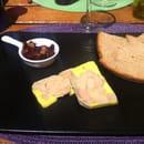 Entrée : La Maisons des Saveurs  - Foie gras maison -