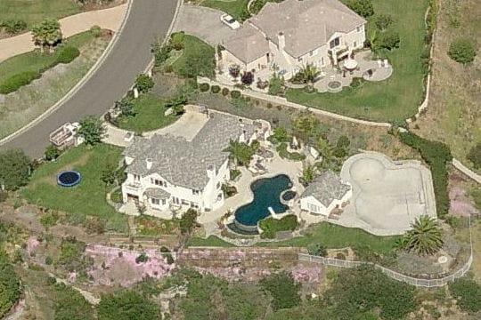 La maison de Tony Hawk