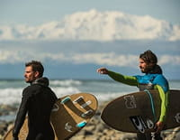 Odisea : L'Alaska au fil de l'eau