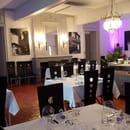 Restaurant : Le Peyrolade  - Salle principale -   © peyrolade