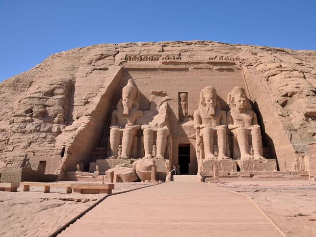 L'Egypte sur la trace des pyramides