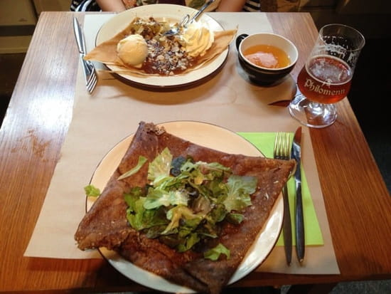 Restaurant : La Krampouzerie