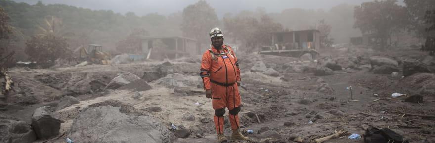 Volcan Fuego au Guatemala: l'éruption se poursuit, quel bilan?
