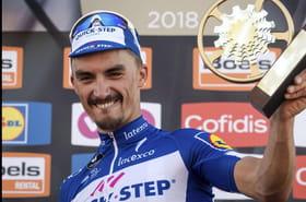 Flèche Wallonne: Julian Alaphilippe encore vainqueur, le classement