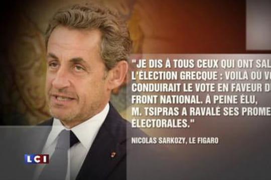 Elections départementales 2015: oui, l'UMP votera PS dans lesdépartements