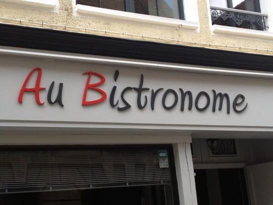 Restaurant : Au Bistronome