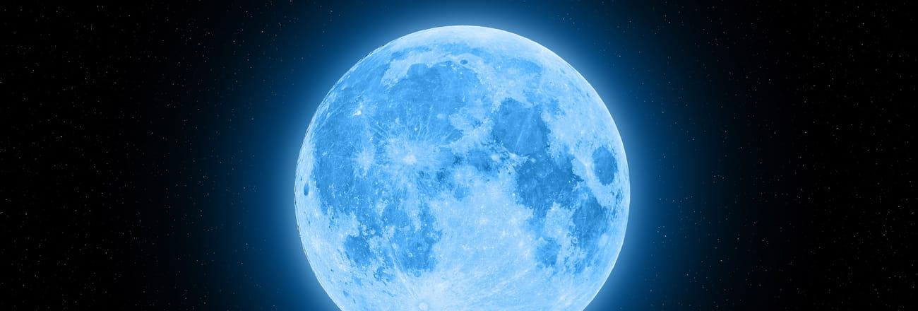 Lune bleue 2020: signification et observation de la pleine lune du 31octobre