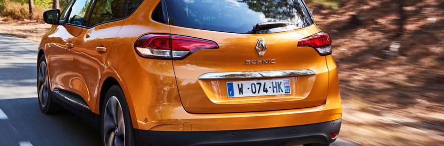 Nouveau Renault Scénic 42016: les prix, l'intérieur, notre essai et avis [date, moteurs, photos, équipement]