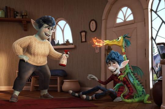 En Avant: le nouveau Pixar est-il magique? Les critiques
