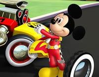 Mickey et ses amis : top départ ! : La journée perfecto de Mickey. - La grande course de voitures