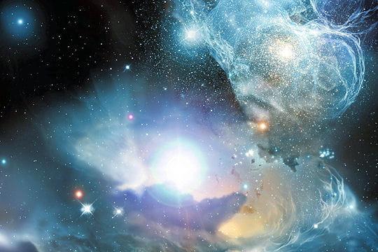 Origine quasar