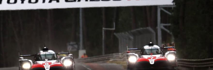 24h du Mans: Toyota enfin vainqueur, le triomphe d'Alonso [classement]