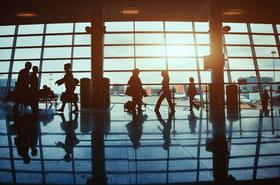 Grève contrôleurs aériens: 30% des vols annulés ce mardi 10octobre