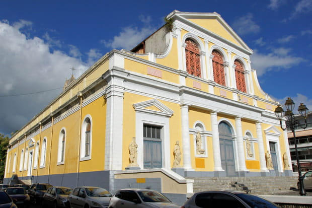 Pointe-à-Pitre, la sous-préfecture de la Guadeloupe