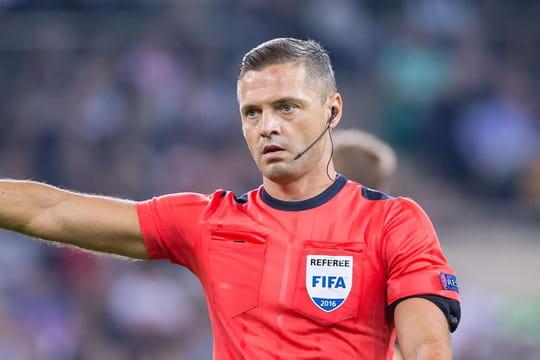 Damir Skomina: l'arbitre de Monaco - Dortmund réussit à la France