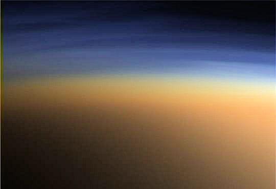 Dans les hautes sphères de Titan