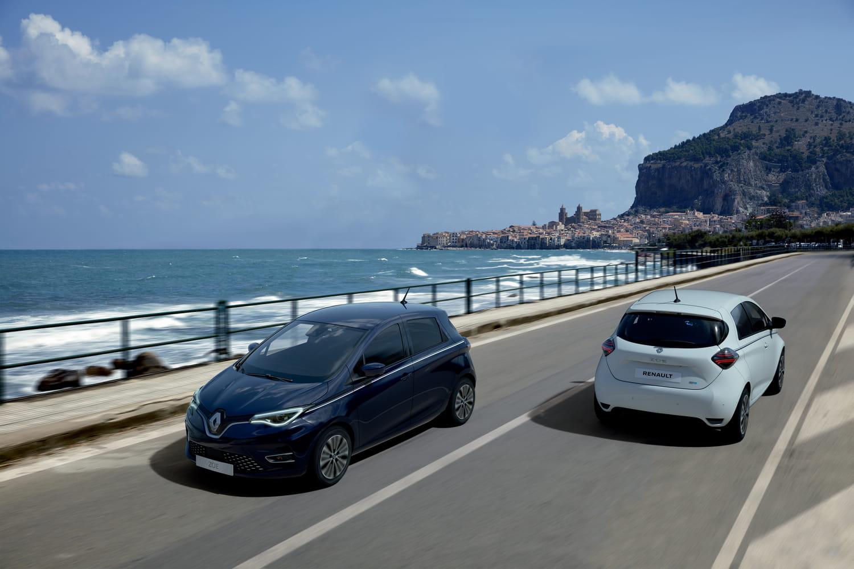 Renault Zoé: la reine des électriques en France? Essai, prix et finitions