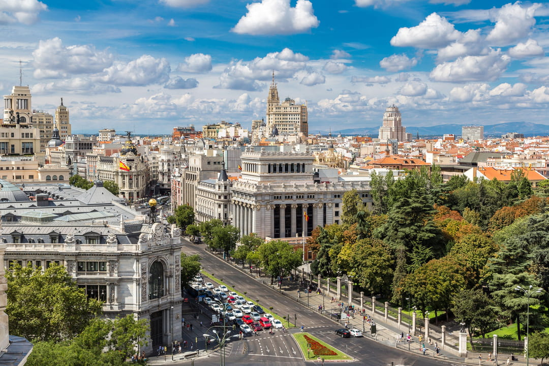 Madrid a voir visiter tapas climat monuments guide de voyage madrid tourisme - Office de tourisme madrid ...
