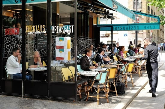 L'Ecir Café  - terrasse exterieure -