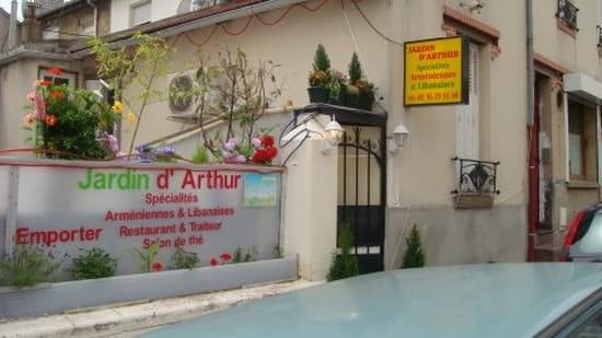 Jardin d'Arthur  - La façade du restaurant  -   © Christian Ajamian
