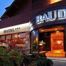 Chez Baud  - façade -   © Millo