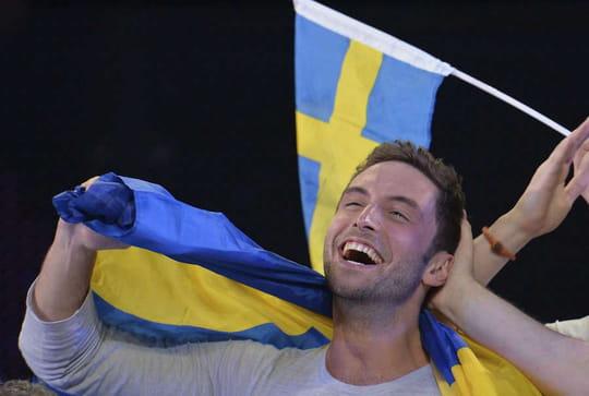 Concours Eurovision 2015 de la chanson : la Suède gagnant avec Mans Zelmerlow