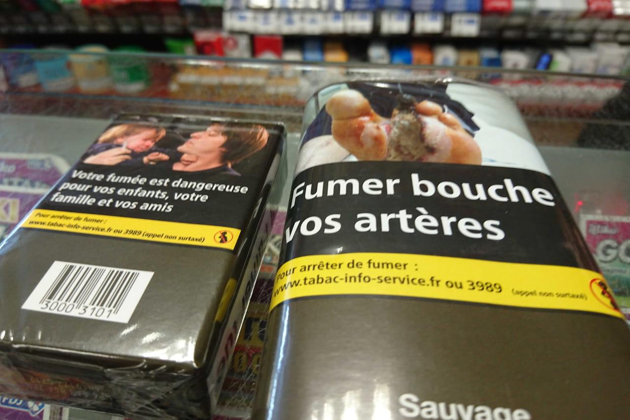 Prix du tabac 2021: cigarettes, tabac à rouler... en France et à létranger