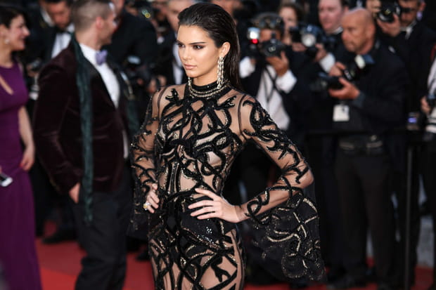 Kendall Jenner joue la carte de la transparence