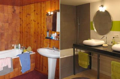 Rénover Entièrement Sa Salle De Bains - Renover une salle de bain