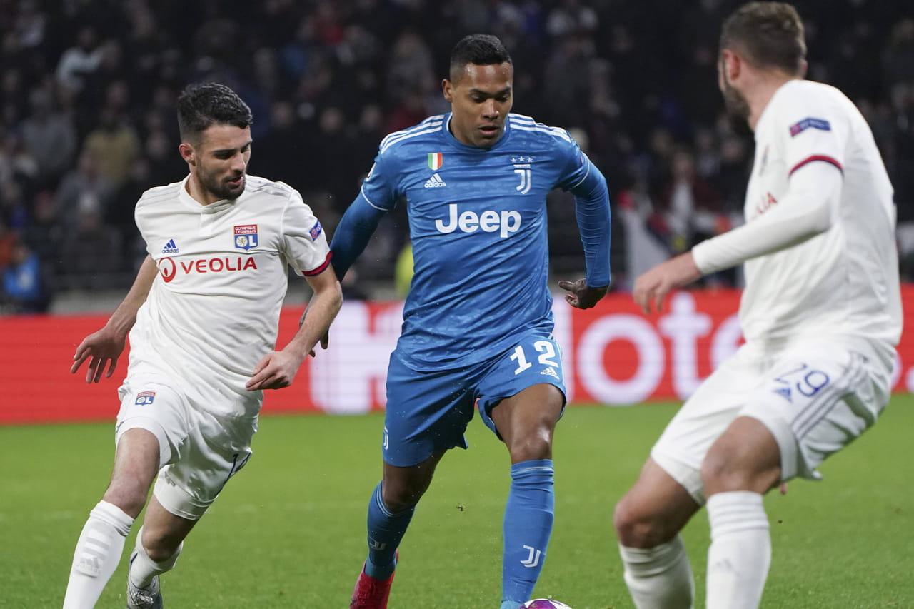 Ligue des champions. Lyon - Juventus: l'OL mène et fait trembler la Juve! Le match en direct!