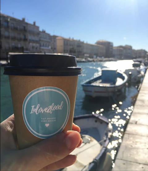 Boisson : Inlove2food  - Café | Cappucino | Macchiatto | Thé | Chai Latte | Chocolat chaud -   © Inlove2food