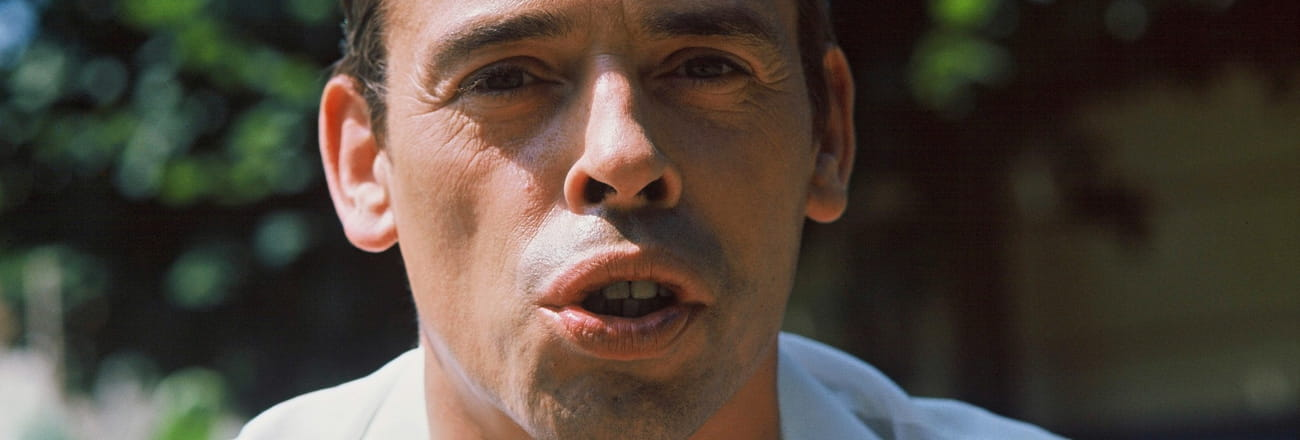 Jacques Brel, l'homme aux mille visages