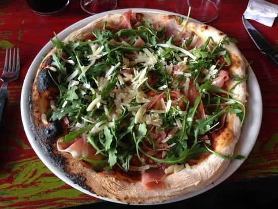 Plat : Pizzalio  - La parla -