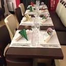 Aux Tours de la Perot  - Salle intérieure du restaurant -   © Aux Tours de la Pérot