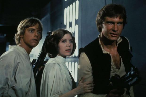 1977: Star Wars, La Guerre des étoiles