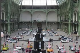 Mercedes : quels étaient les modèles exposés au Grand Palais ce 12 juillet ?