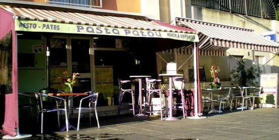 Pastapatou Bar à Pâtes  - Au soleil c'est plus sympa ...  -
