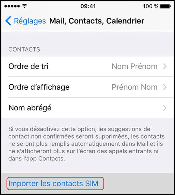 comment recuperer contact iphone sur carte sim Comment importer les contacts de sa carte SIM sur son iPhone ?