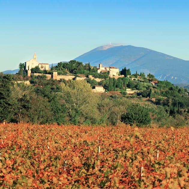 Les villages du Pays du Mont Ventoux