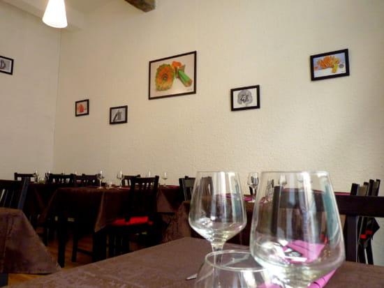 Restaurant : Au Mets-Cliché  - La salle de restaurant -   © Au Mets-Cliché