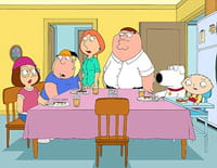 Family Guy : Peternormal activity