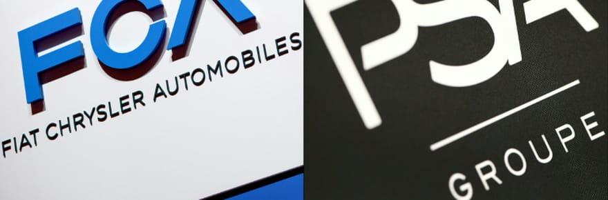 PSA et Fiat Chrysler actent leur union pour créer le 4e groupe automobile mondial