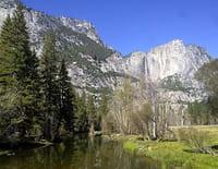 Au coeur des parcs nationaux d'Amérique : Le Yosemite