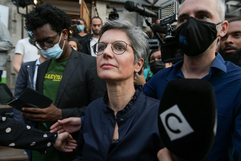 Sandrine Rousseau: battue d'un rien au 2e tour de la primaire EELV