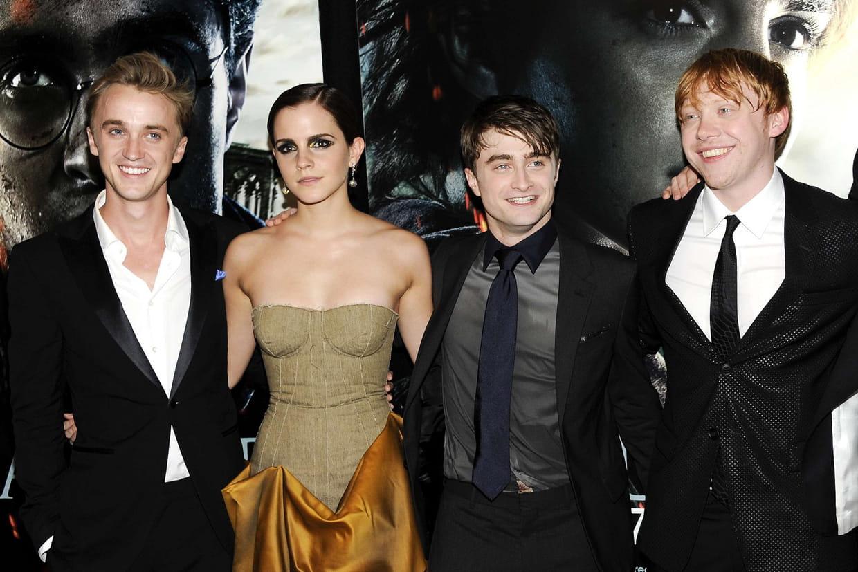 Bientôt le retour d'Harry, Ron et Hermione au cinéma — Rumeur] Harry Potter