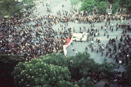 Mai 68: ses causes et ses conséquences, photos et dates clés