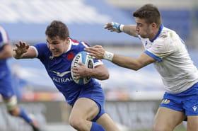Rugby. Italie - France: début de Tournoi des 6nations parfait pour les Bleus, le résumé