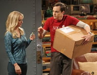 The Big Bang Theory : Le mal de l'espace