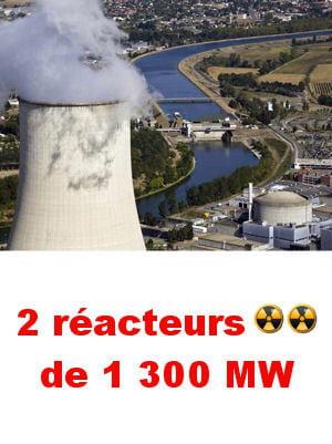 en juillet 2003, la centrale a continué à rejeter de l'eau trop chaude dans la