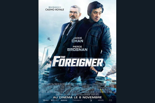 The Foreigner - Photo 1
